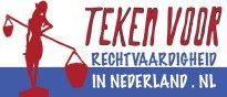 Teken Voor Rechtvaardigheid In Nederland